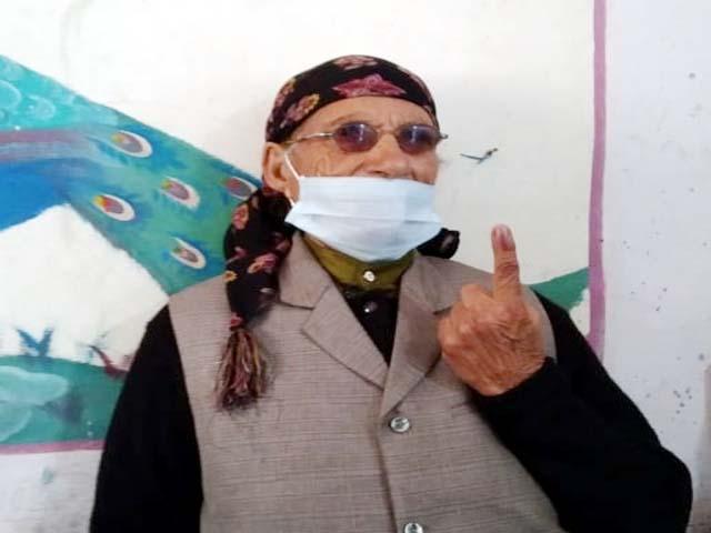 PunjabKesari, Mother of CM Image