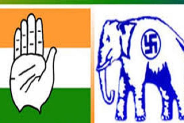 PunjabKesari, Madhya Pradesh, Bhopal News, Congress, Exitpoll, BSP, Allaince, MP Assembly Election 2018, भोपाल न्यूज,कांग्रेस,बसपा,एग्जिट पोल,गठबंधन,मध्यप्रदेश विधानसभा चुनाव