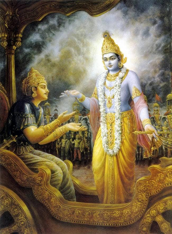 PunjabKesari, kundli tv, Shrimad Bhagavad, Gita updesh