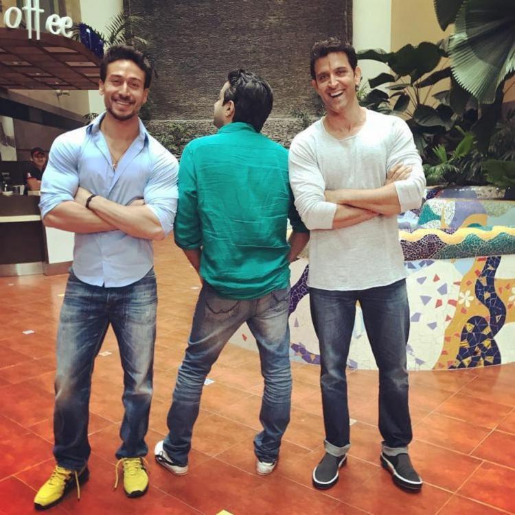 Bollywood Tadka,tiger and hritik