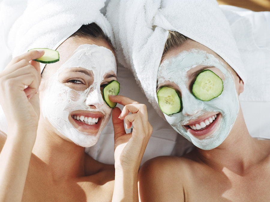 PunjabKesari, Nari, Homemade face mask image