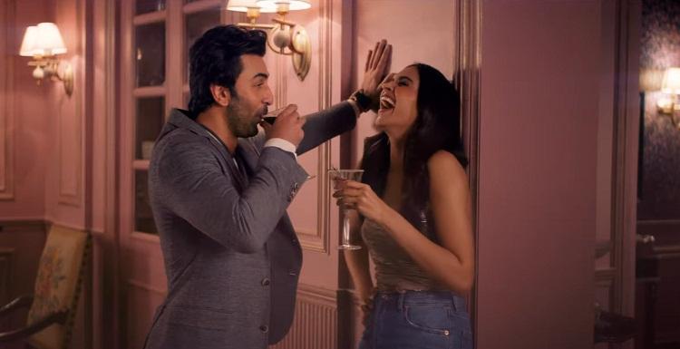 Bollywood Tadka, Ranbir And Deepika