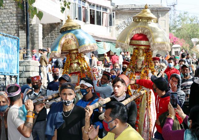 PunjabKesari, Shivratri Festival Image