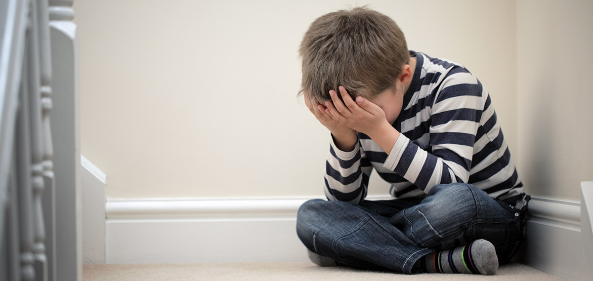 PunjabKesari, upset child