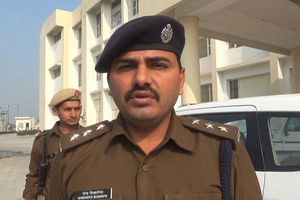 PunjabKesari, police, strict, car, impound, strict, ASP