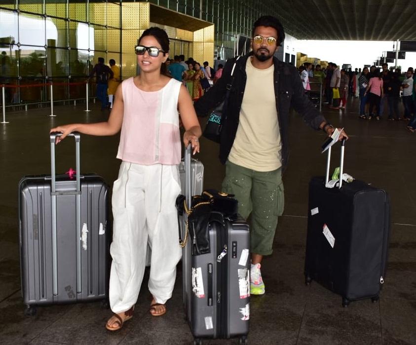 Bollywood Tadka, हिना खान इमेज, हिना खान फोटो, हिना खान पिक्चर, रॉकी जयसवाल इमेज, रॉकी जयसवाल फोटो, रॉकी जयसवाल पिक्चर