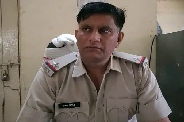 PunjabKesari, Unknow, railway, suicide