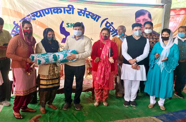 PunjabKesari, MLA and Women Image