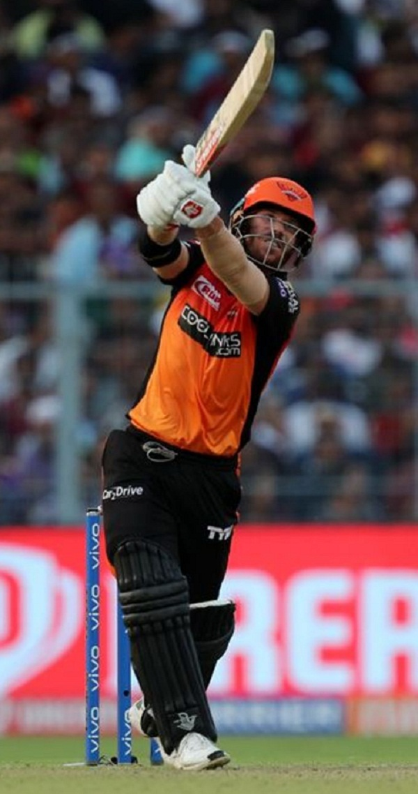 David warner revealed the reason of this blasting innings in IPL 19 debut match