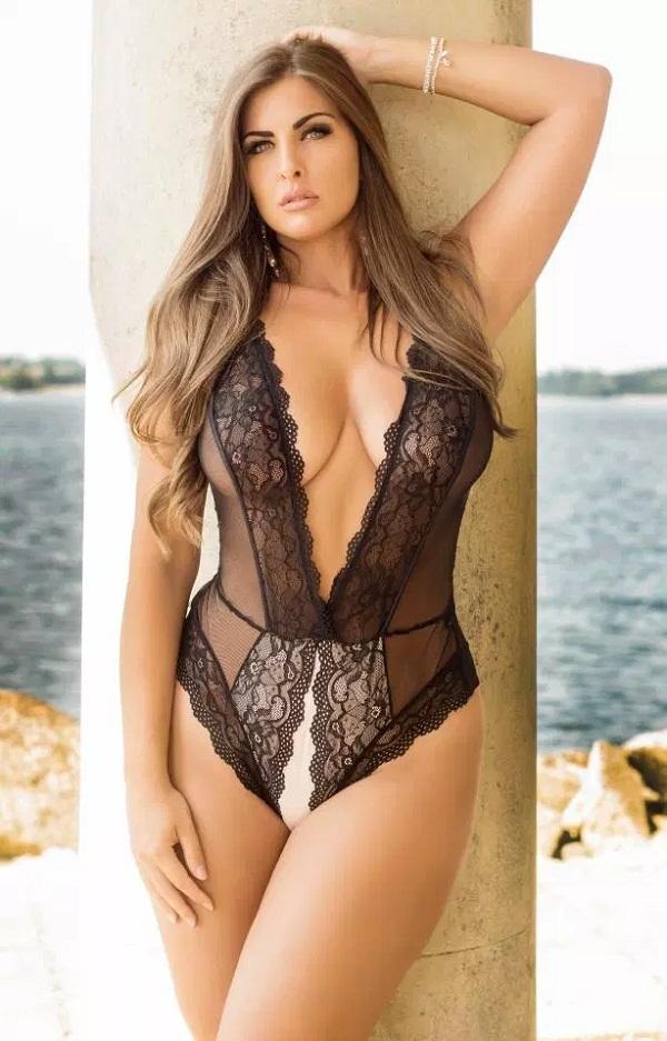 Daniella Allfree, Hot image, sexy image