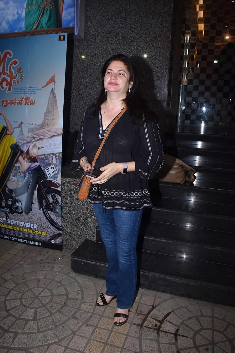 Bollywood Tadka,  Kunickaa Sadanand