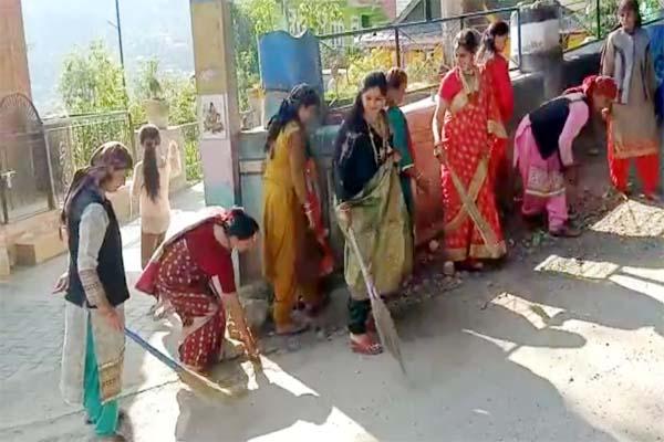 PunjabKesari, Cleaning Drive Image