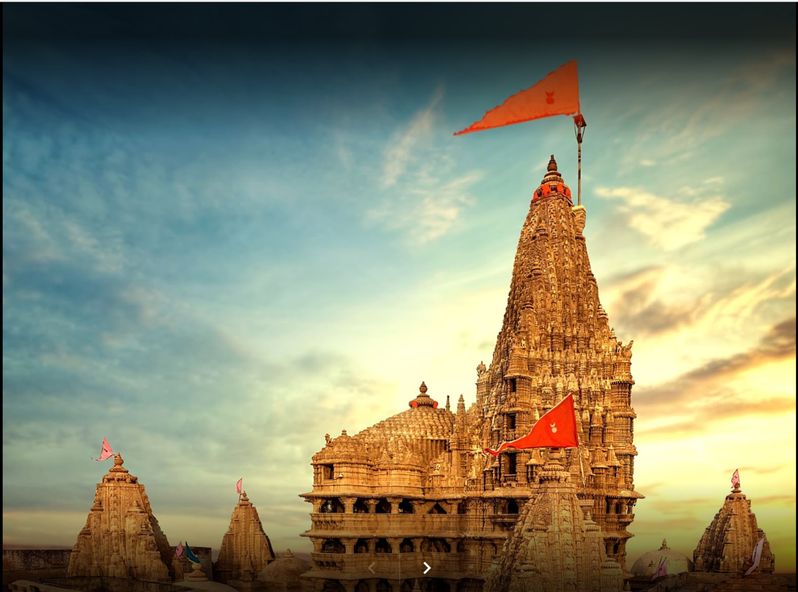 PunjabKesari, Janmashtami 2020, जन्माष्टमी, Janmashtami,  द्वारकाधीश मंदिर, जन्माष्टमी 2020, Sri Krishna, श्री कृष्ण, Sri Krishna mantra, Dwarika, Dwarikadhesh, Dharmik Sthal, Religious Place in india
