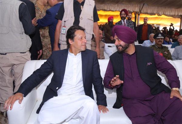pakistan s pm imran khan will keep the foundation of kartarpur caridor
