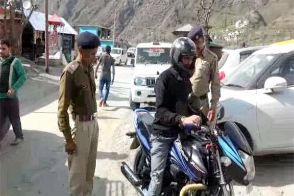PunjabKesari, Police Inquiry Image