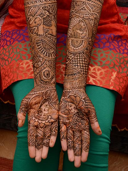PunjabKesari,इंडियन मेहंदी डिजाइन इमेज, Latest Indian Mehndi Design, लेटेस्ट इंडियन मेहंदी डिजाइन इमेज