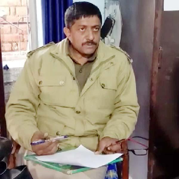 PunjabKesari, Police Officer Image