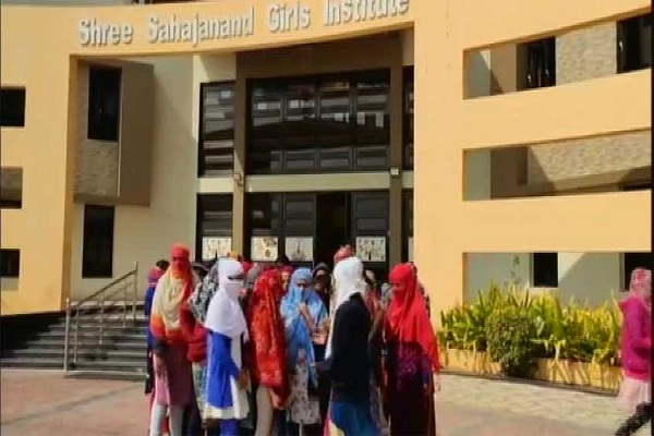 68 girls stripped off their clothes police registered case