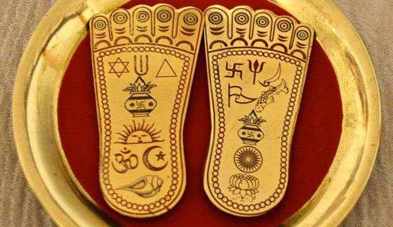 PunjabKesari, मां लक्ष्मी के तरण चिन्ह