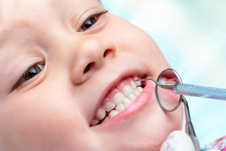 PunjabKesari, child teeth