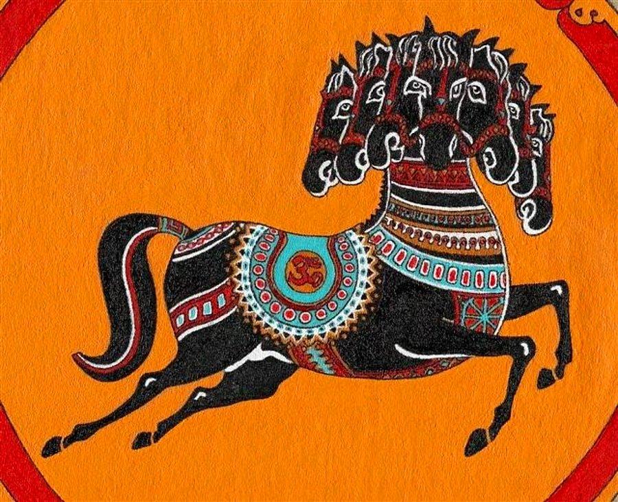 PunjabKesari, उच्चैःश्रवा