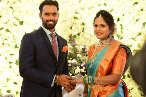 indian-player-influenced-in-test-cricket-married-to-his-girlfriend-see-photos