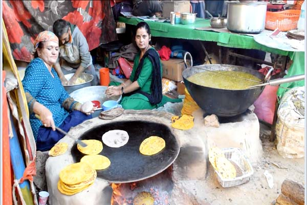 PunjabKesari, Maize Bread in Kullu
