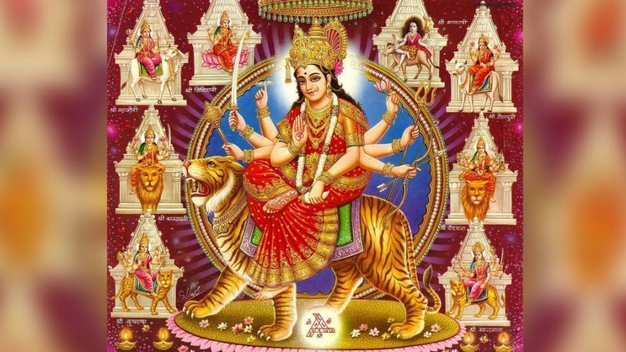 PunjabKesari, Chaitra Navratri 2019, Chaitra Navratri, Navdurga,Devi Durga