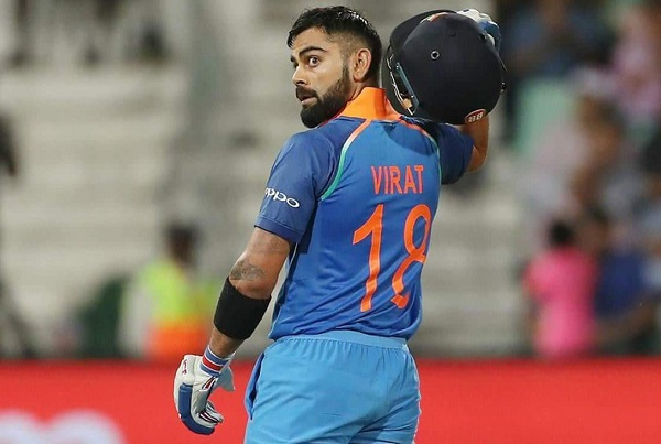 virat kohli cricket image