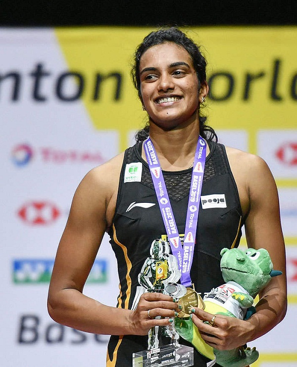What did PV Sindhu do just before the start of the match, Gopichand opened the secret