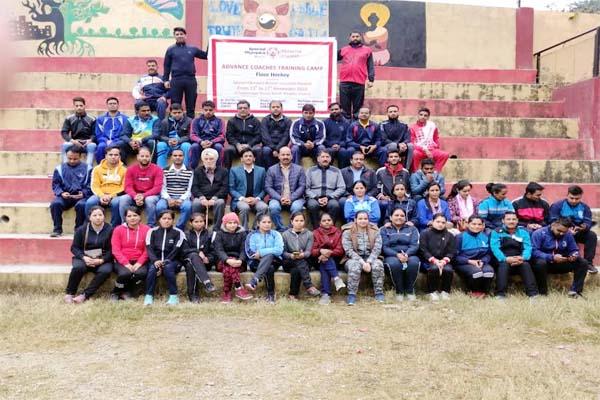 PunjabKesari, National Camp Image
