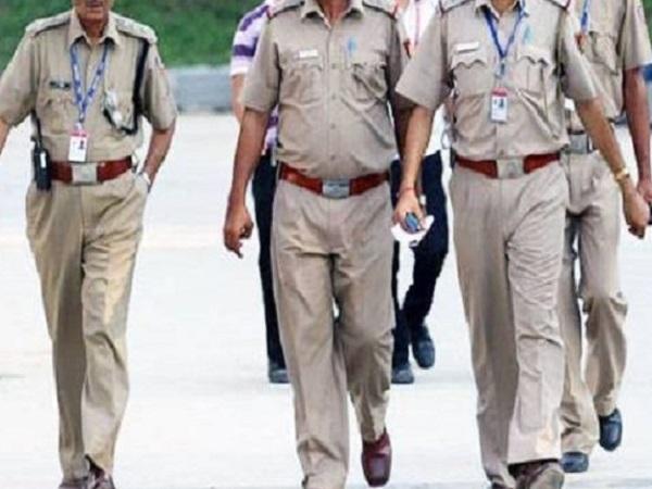 PunjabKesari, Madhya Pradesh, Indore, Punjab Kesari, Satynarayan Patel, MLA, Threat, rogue, arrest, police, ransom