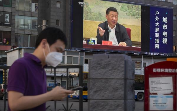china s dadagiri passed hong kong security law bill