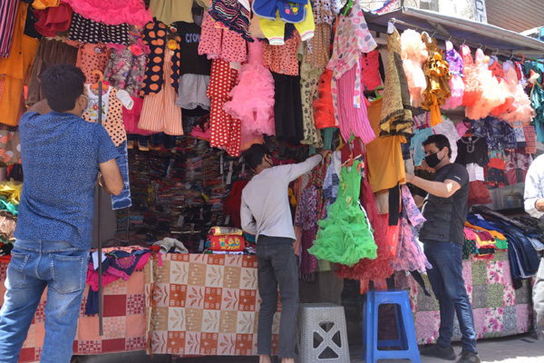 shops and markets are open in jammu