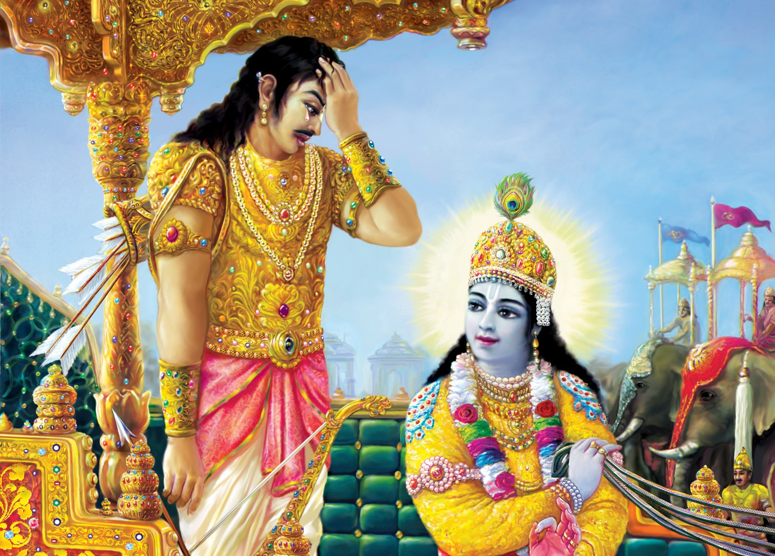 PunjabKesari, Shrimad Bhagwat Gyan, Shrimad Bhagwat, Shrimad Bhagwat gyan in hindi, भगवद्गीता, श्रीमद् भागवत, Mantra Bhajan Aarti, Vedic Mantra in hindi, Vedic Shalokas