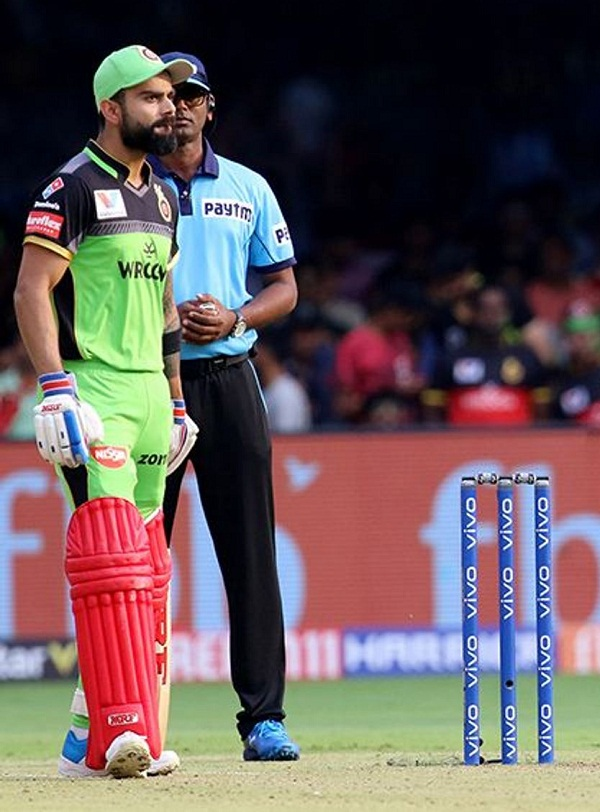 IPL 2019 : Virat Kohli