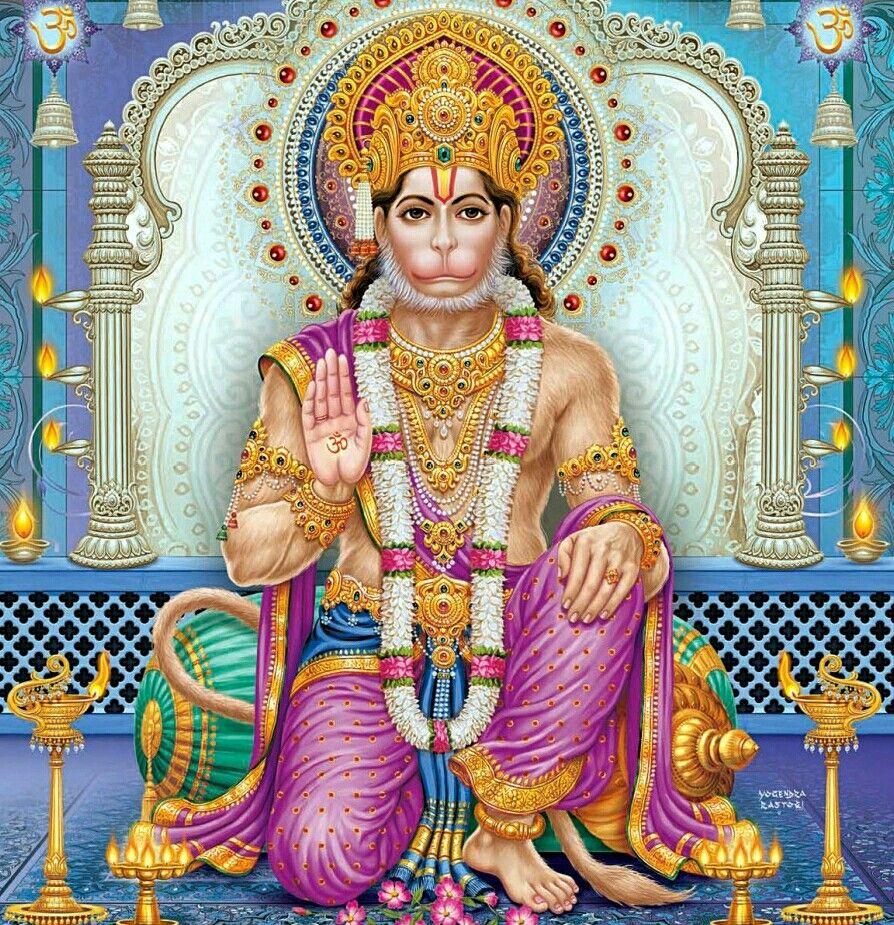 PunjabKesari, Benefits of Bajrang Baan, Lord Hanumam, Bajrangbali