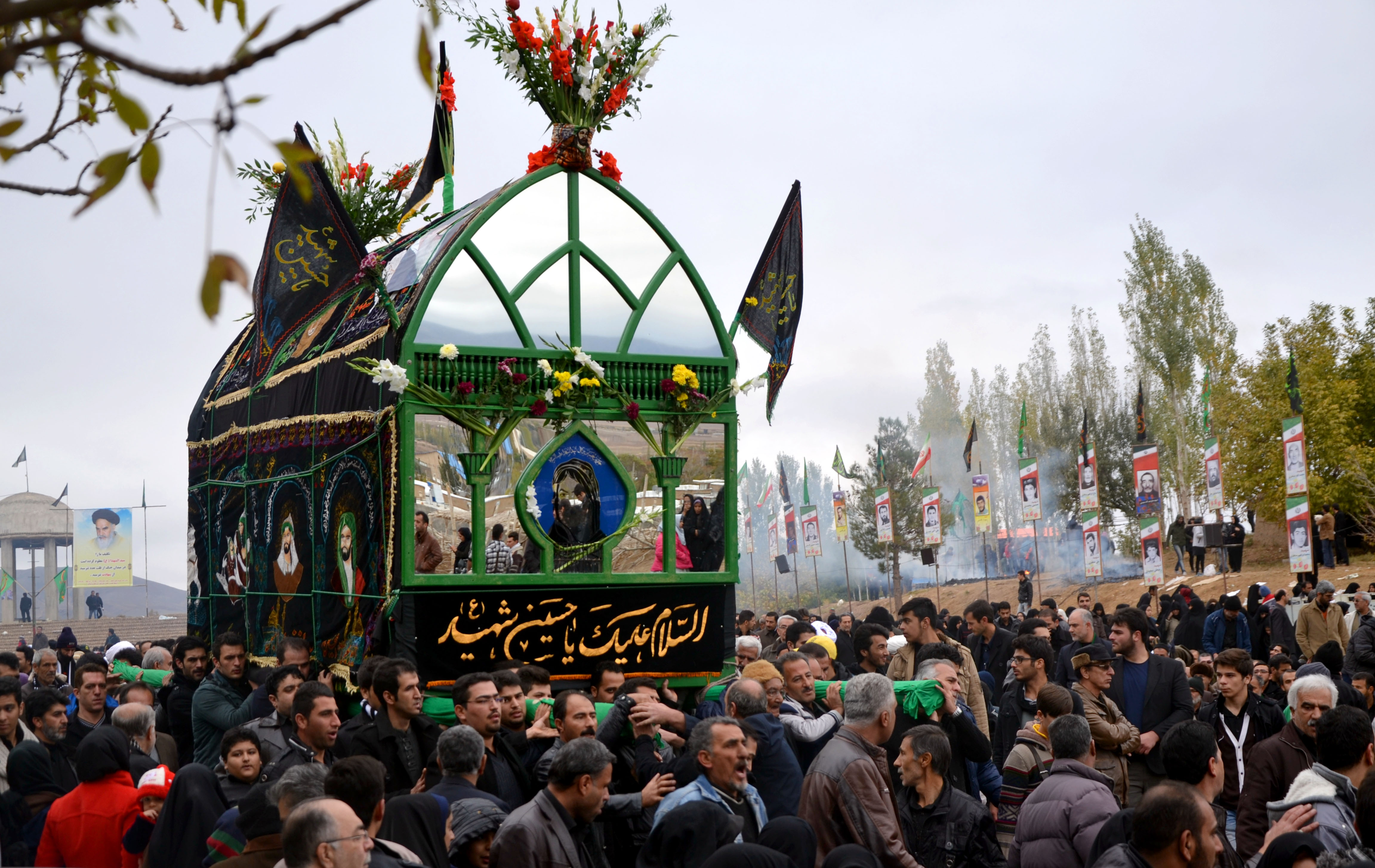 PunjabKesari, Muharram, Muharram 2019, मुहर्रम, मुहर्रम पैगंबर मुहम्मद साहब, इमाम हुसैन, Muharram Prophet Muhammad, Imam Hussain