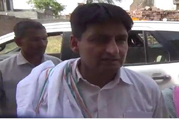 PunjabKesari, Loksabha, election, vote, Congress