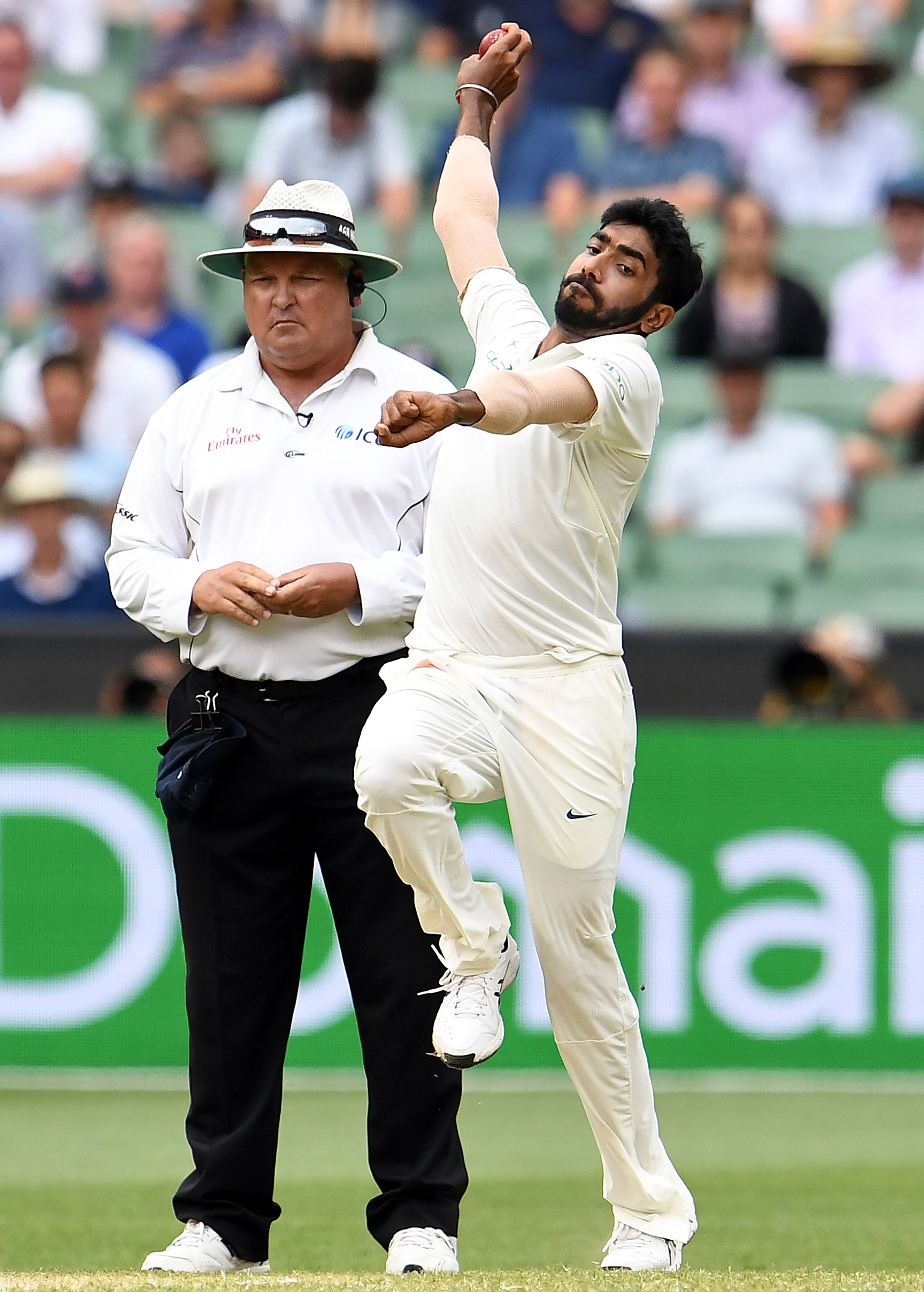 jasprit bumrah out for indian cricket team for this reason