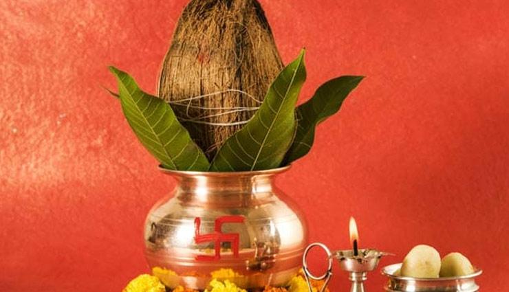 Chaitra Navratri 2019, Chaitra Navratri, Navdurga, Devi Durga, कलश स्थापना, Kalash Sthapana