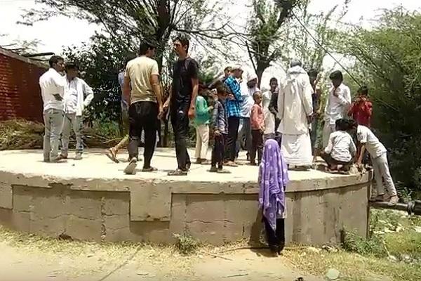 PunjabKesari, Month, Villager, Water, power