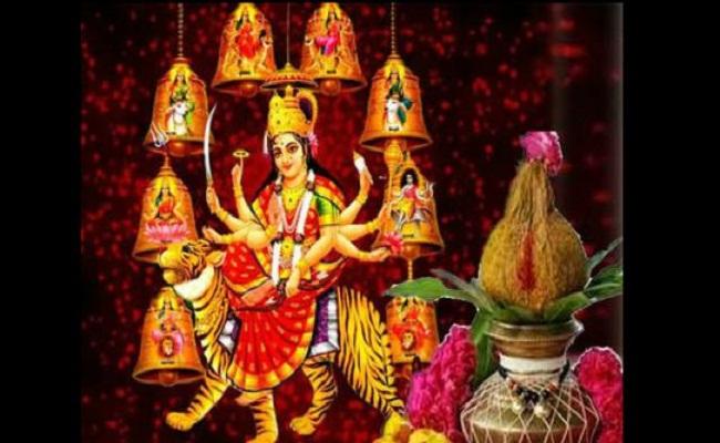 PunjabKesari, Chaitra Navratri 2019, Chaitra Navratri, Navdurga, Devi Durga, कलश स्थापना, Kalash Sthapana