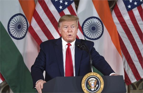 trump told caa india s internal issue delhi violence did not happen