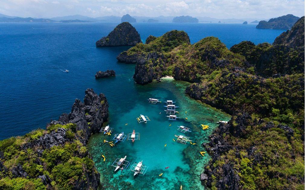 PunjabKesari, Nari, Palawan Island Image, Philippines Image