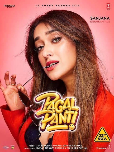 Bollywood Tadka, Ileana D'Cruz