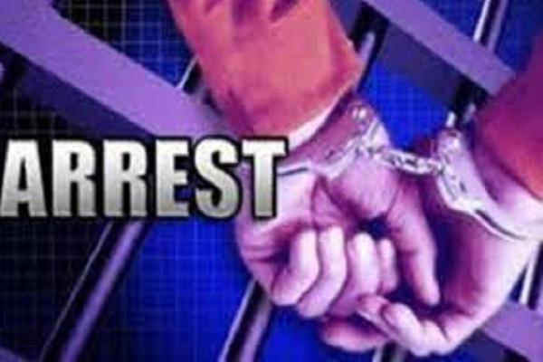 4 arrest