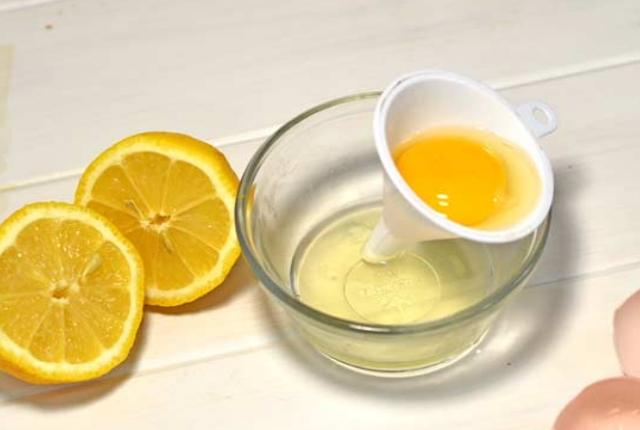 PunjabKesari, egg and lemon juice