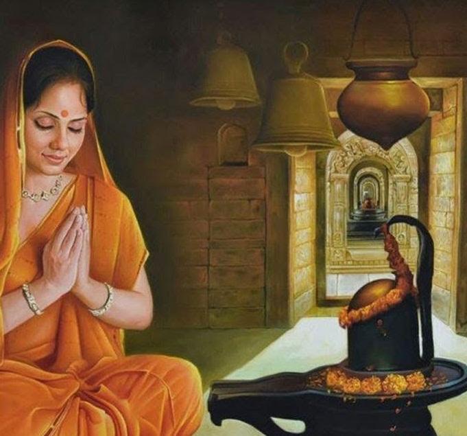 PunjabKesari, First Monday of Sawan, Sawan 2019, Sawan, Savan 2019, Savan, सावन, सावन 2019, भोलेनाथ, शिव जी, Lord Shiva, Shivlinga, शिवलिंग, Worship of Shivlinga, शिवलिंग की पूजा