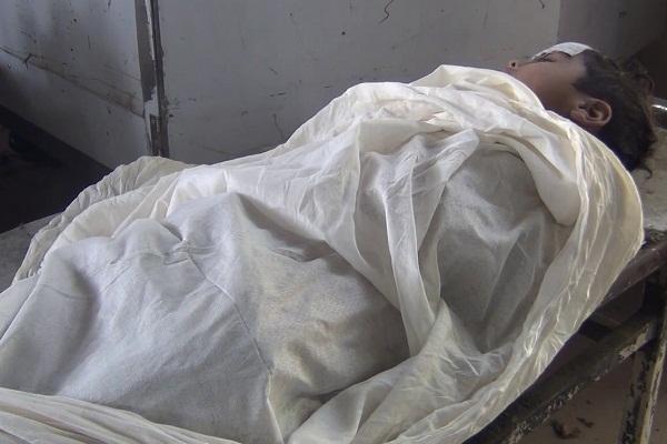 PunjabKesari, dead body